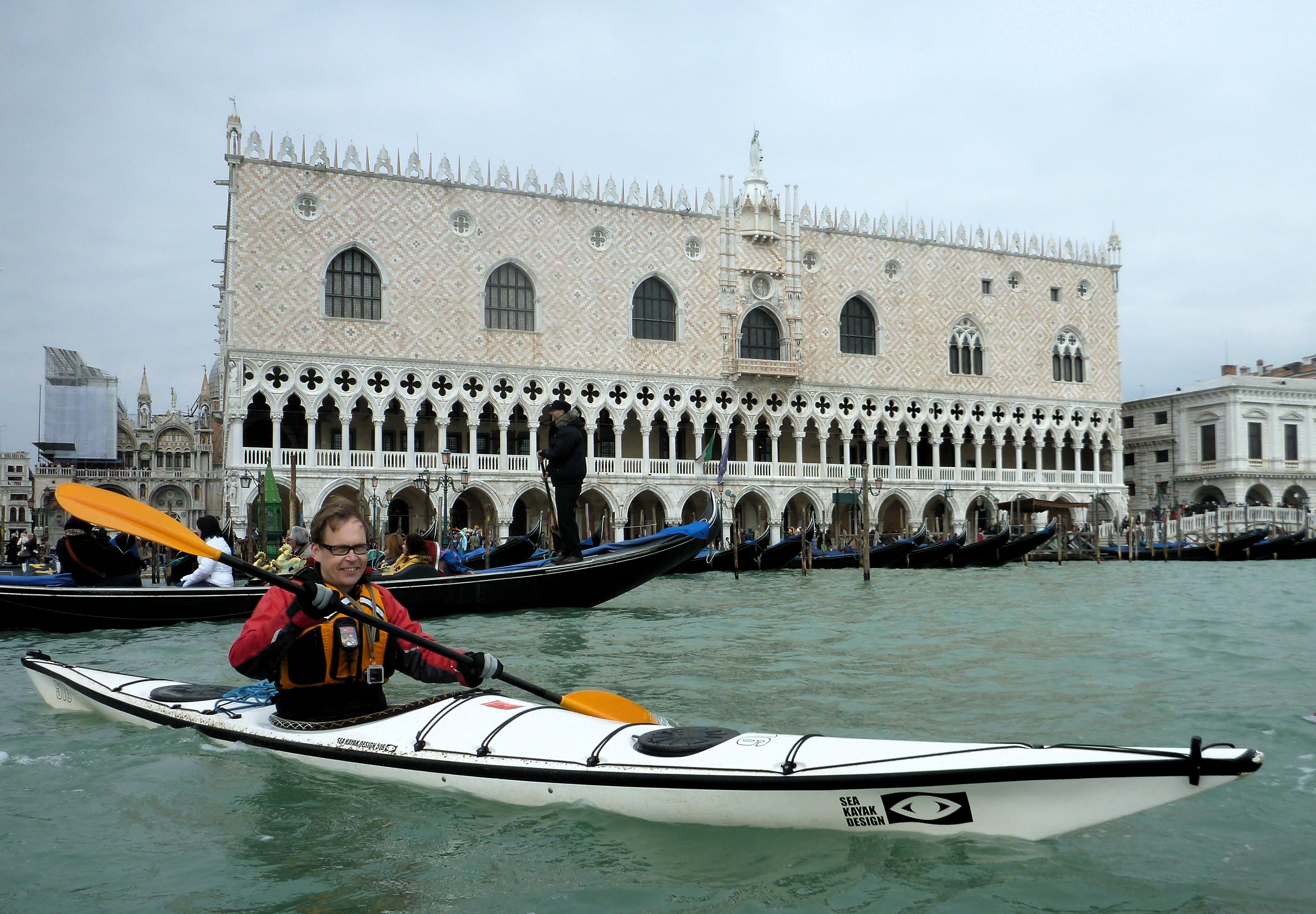 Tours in Venice - Venice Kayak